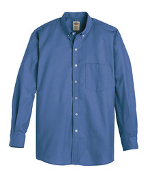 Product Shot - Men's Button-Down Long-Sleeve Oxford Shirt
