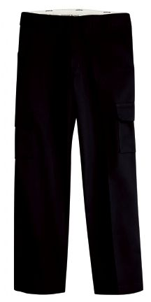 Product Shot - Men's Industrial Relaxed Fit Straight Leg Cargo Work Pants