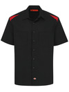 Men's Performance Short-Sleeve Team Shirt - Front