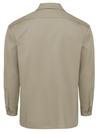 Men's Long-Sleeve Traditional Work Shirt - Back
