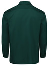 Hunter Green - Men's Long-Sleeve Traditional Work Shirt - Back