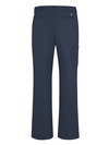 Dark Navy - Women's Premium Twill Cargo Pant Relaxed - Back