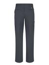 Dark Charcoal - Women's Premium Cargo Pant - Back