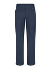 Dark Navy - Women's Premium Cargo Pant - Back