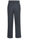 Dark Charcoal - Women's Premium Flat Front Pant (Plus) - Back
