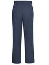Dark Navy - Women's Premium Flat Front Pant (Plus) - Back