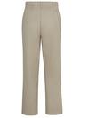 Desert Sand - Women's Premium Flat Front Pant (Plus) - Back