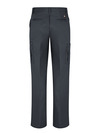 Dark Charcoal - Women's Premium Cargo Pant FPW2372 - Back