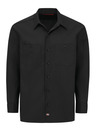 Men's Solid Ripstop Long-Sleeve Shirt - Front