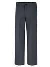 Men's Industrial Flat Front Comfort Waist Pant - Front