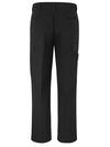 Black - Men's FLEX Comfort Waist EMT Pant - Back