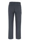 Dark Charcoal - Men's Premium Industrial Double Knee Pant - Back
