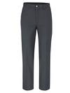 Men's Premium Industrial Flat Front Comfort Waist Pant - Front