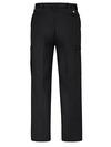 Black - Men's Premium Industrial Cargo Pant - Back