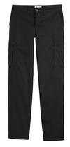 Black - Women's Premium Cargo Pant - Front