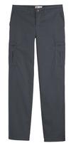 Dark Charcoal - Women's Premium Cargo Pant - Front