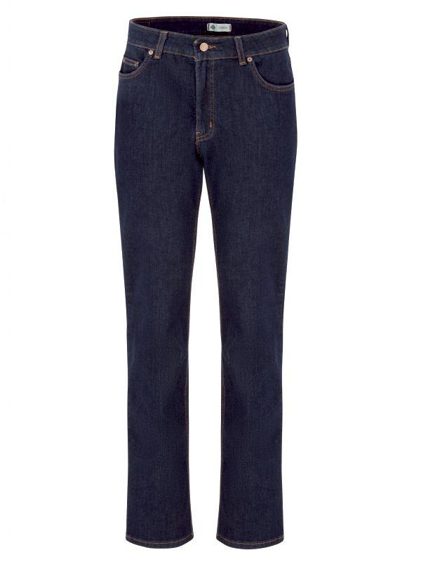 Product Shot - Women's Perfect Shape Straight Leg Stretch Denim Jeans