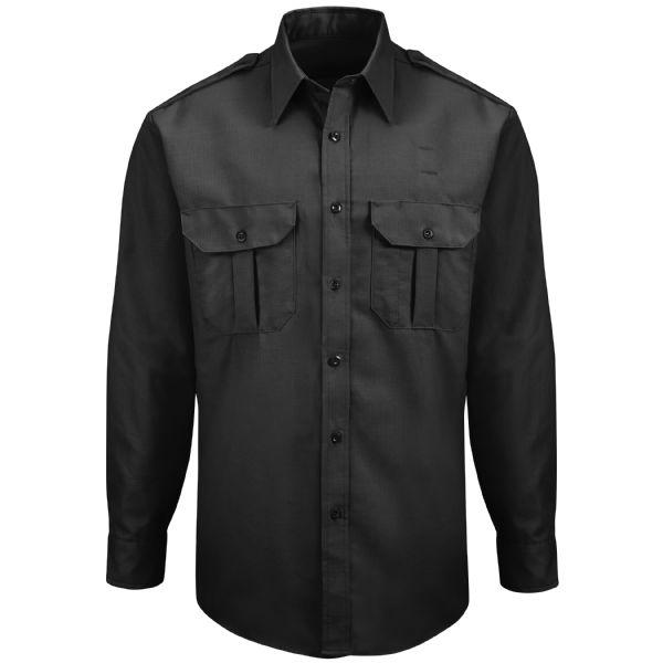 Product Shot - Basic Ripstop Long Sleeve Shirt