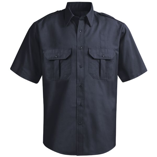 Product Shot - Basic Ripstop Short Sleeve Shirt