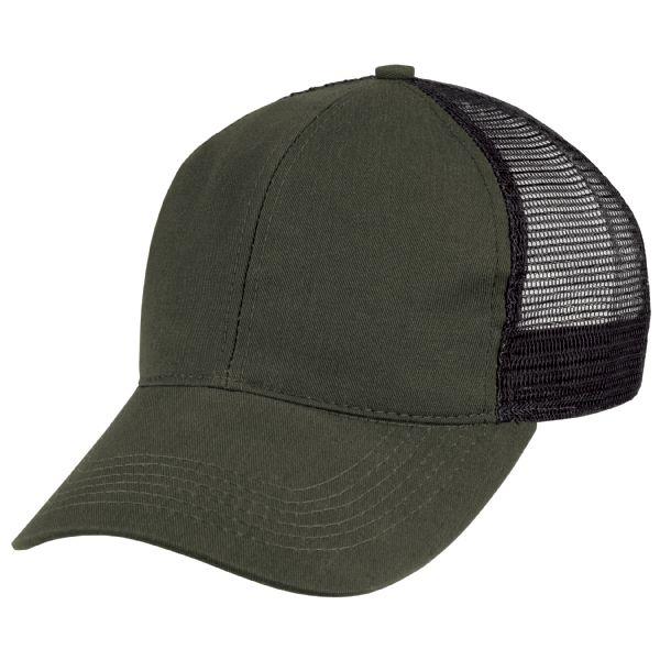 Product Shot - Twill/Mesh Ball Cap