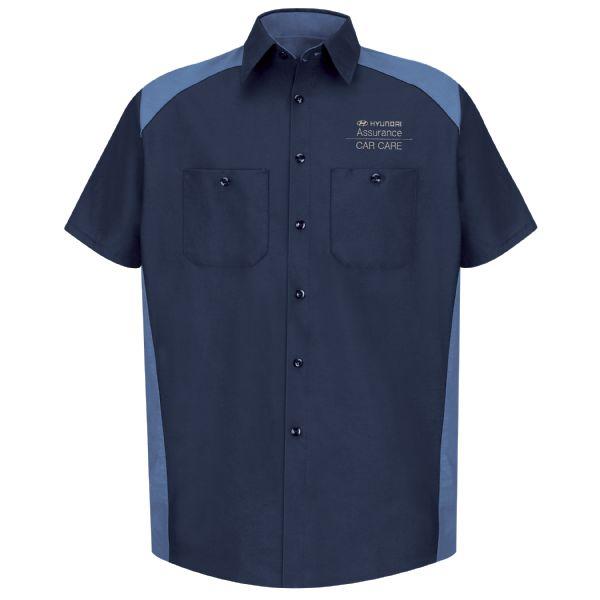 Hyundai® Assurance Car Care Short Sleeve Motorsports Shirt