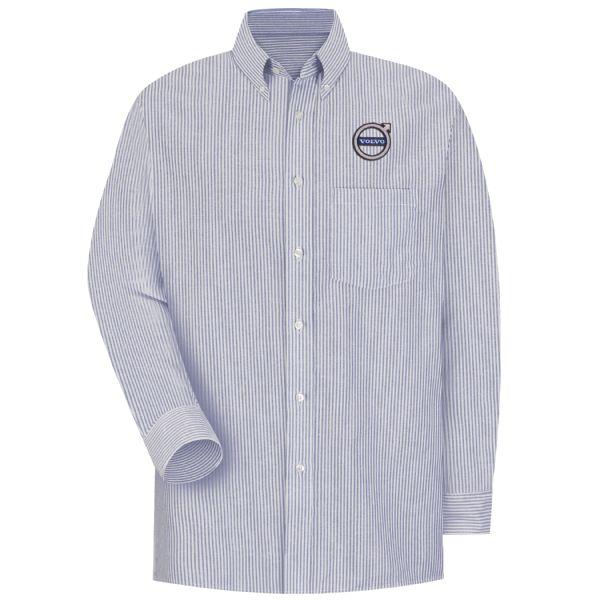 Volvo® Men's Long Sleeve Executive Oxford Dress Shirt