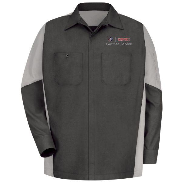 Buick GMC Long Sleeve Crew Shirt
