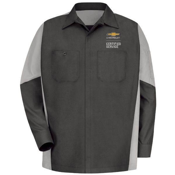 Chevrolet Long Sleeve Crew Shirt