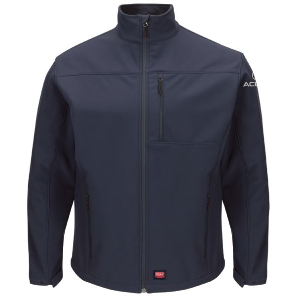 Acura® Men's Deluxe Soft Shell Jacket