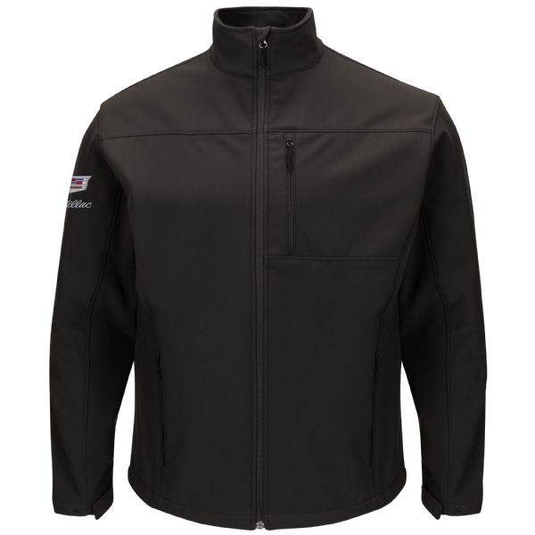 Cadillac Men's Deluxe Soft Shell Jacket
