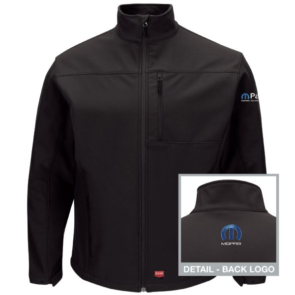 Mopar® Men's Deluxe Soft Shell Jacket