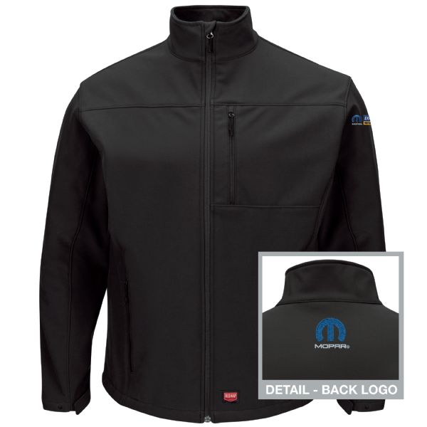 Mopar® Express Lane Men's Deluxe Soft Shell Jacket