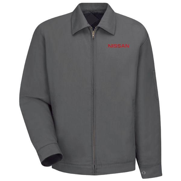Nissan® Slash Pocket Technician Jacket