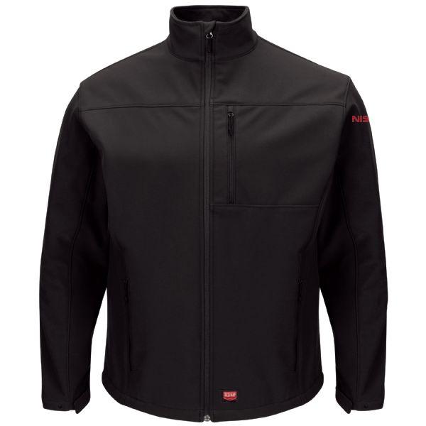 Nissan® Men's Deluxe Soft Shell Jacket