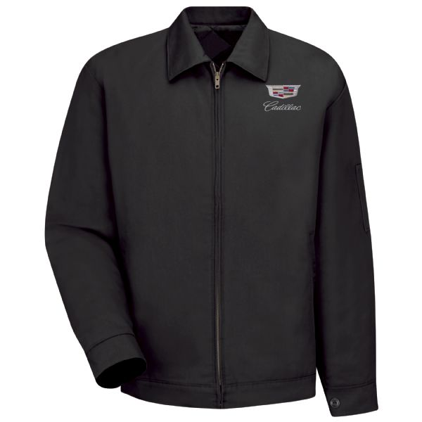Cadillac Lined Slash Pocket Jacket