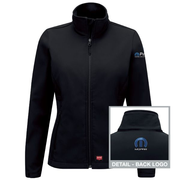 Mopar® Women's Deluxe Soft Shell Jacket