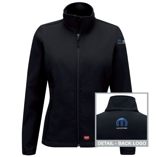 Mopar® Express Lane Women's Deluxe Soft Shell Jacket
