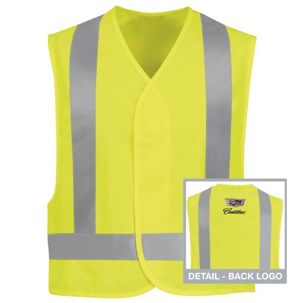 Cadillac Hi-Visibility Safety Vest