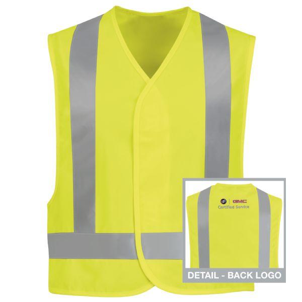Buick GMC Hi-Visibility Safety Vest