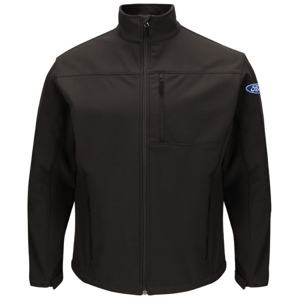 Ford® Men's Deluxe Soft Shell Jacket