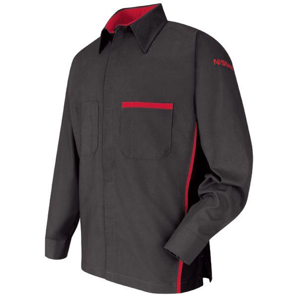 Nissan® Long Sleeve Technician Shirt