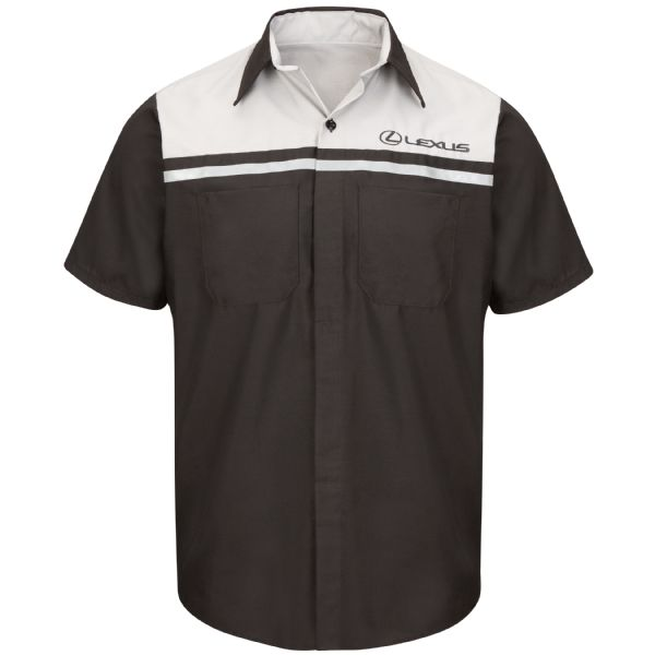 Lexus®Short Sleeve Technician Shirt