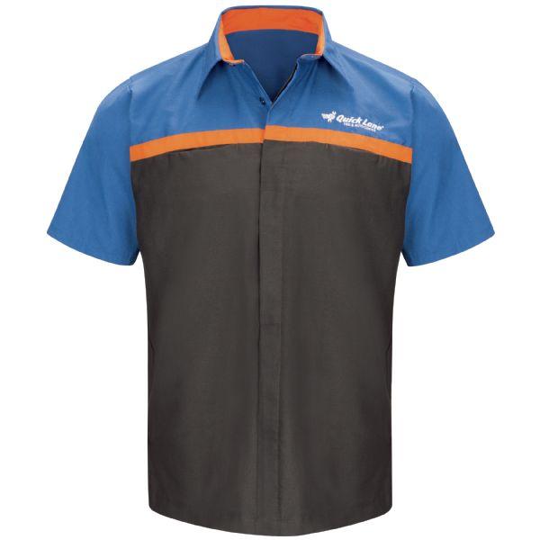 Ford Quick Lane® Short Sleeve Technician Shirt