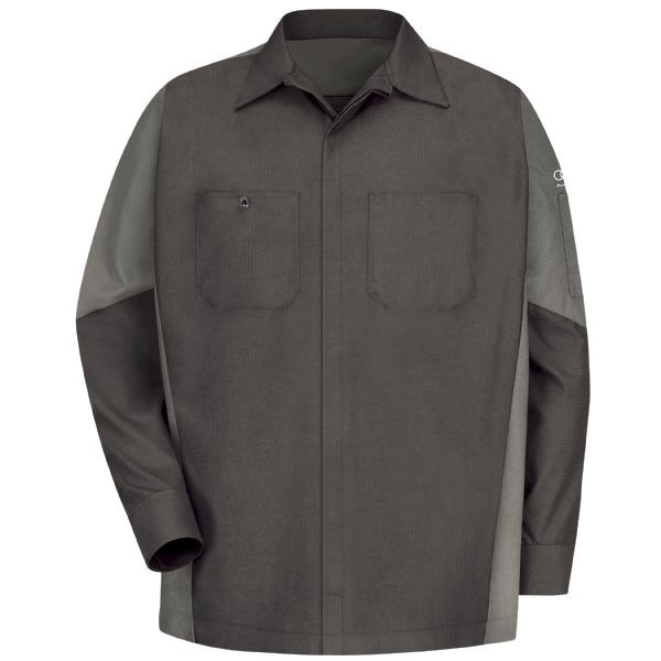 Audi® Long Sleeve Alternative Technician Shirt