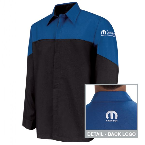 Mopar® Long Sleeve Technician Shirt