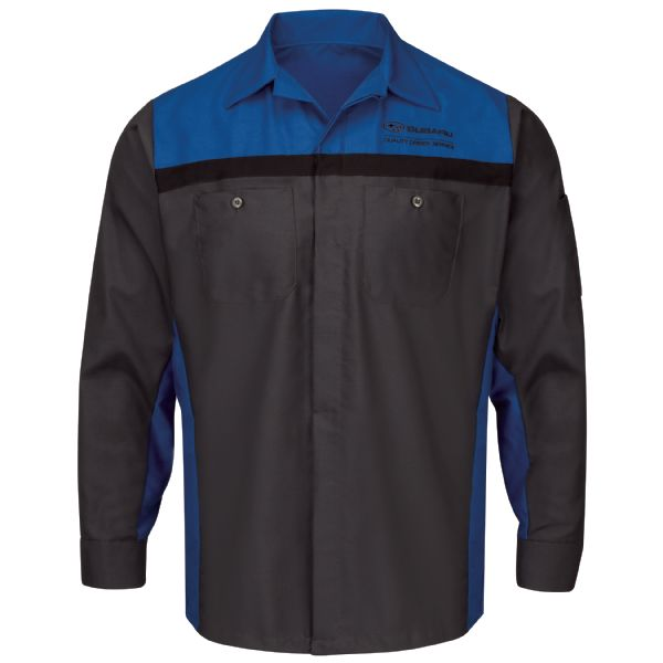 Subaru® Long Sleeve Technician Shirt