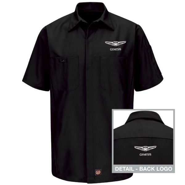 Genesis® Men's Short Sleeve Technician Shirt
