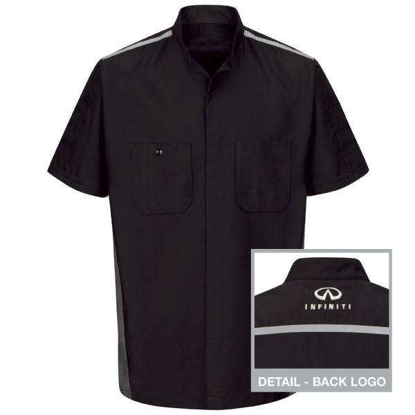 Infiniti®Short Sleeve Technician Shirt