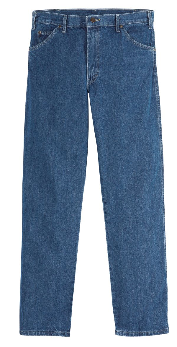 Product Shot - Men's 5-Pocket Relaxed Fit Jean