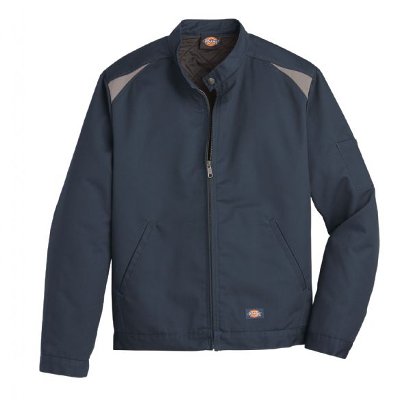 Product Shot - Men's Insulated Color Block Jacket